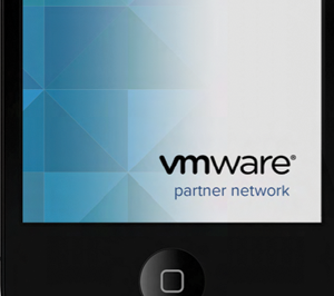 VMware Partner Network iPhone app