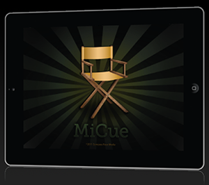 MiCue Video Player iPad app